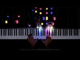 Marshmello ft. Bastille - Happier (Piano Cover)