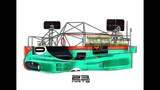 Porsche 917K chassis 024 Batmobile Realistic car drawing Porsche 917K chassis 024