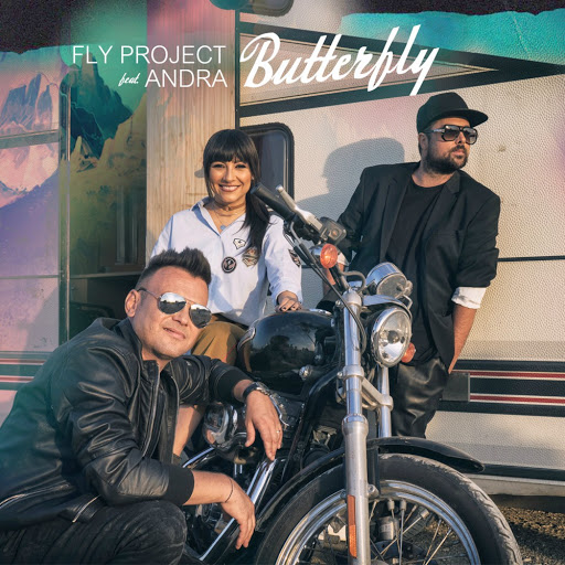 Fly Project альбом Butterfly (By Fly Records)