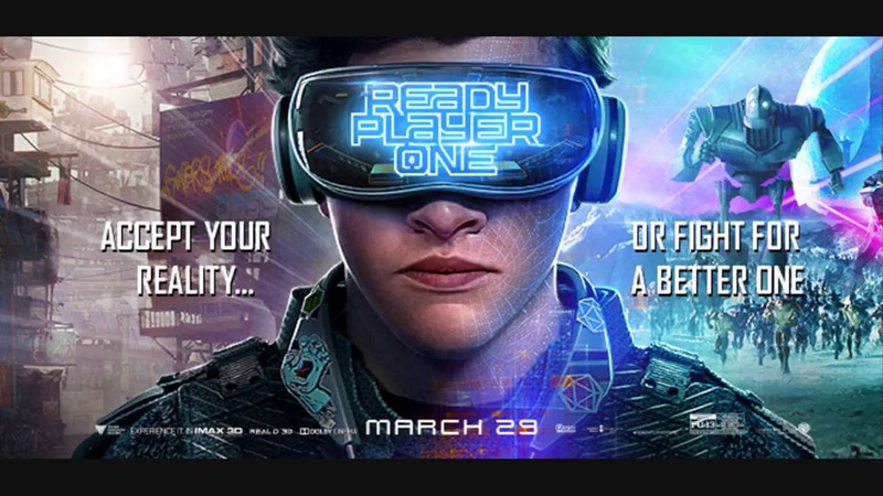 Ready Player One OST: Blue Monday by New Order