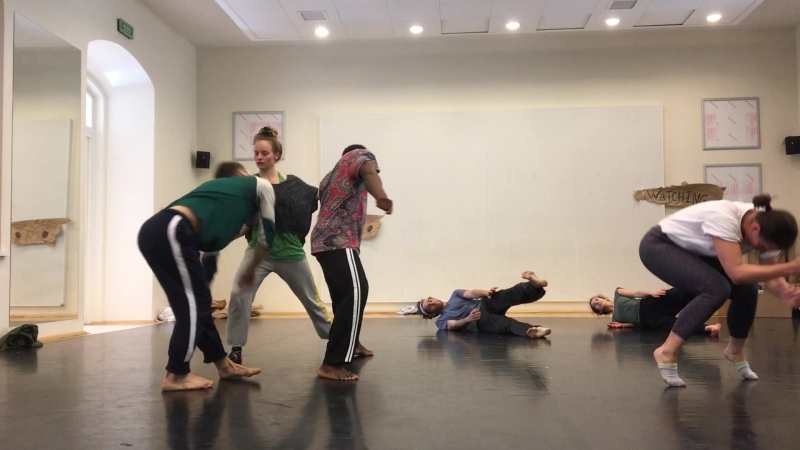 Project Honoring intuition After rehearsals