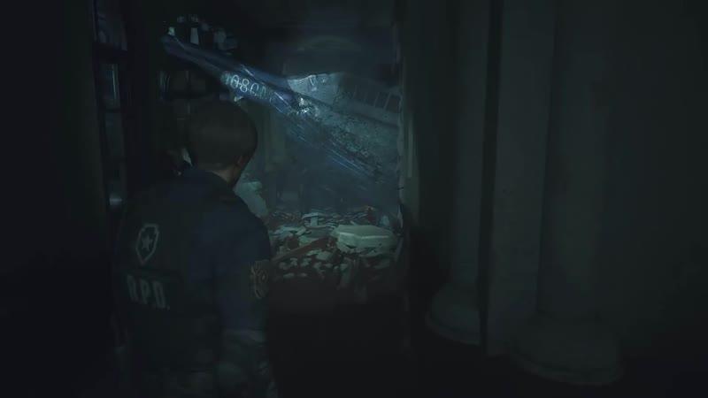 Mr. Marmok Resident Evil 2 (remake) Баги...лы, Фейлы (720p)