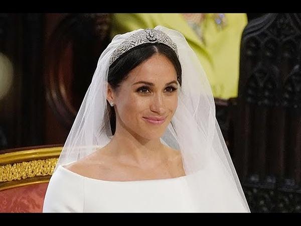 Свадебное платье Меган Маркл звёздные гости и первые подробности свадьбы года в Англии