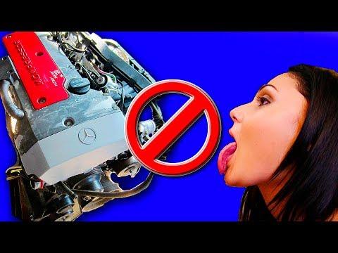 Убираем ПОДСОС ВОЗДУХА двигателя Мерседес W202 плавают обороты AutoDogTV AutoDogTestParts 20