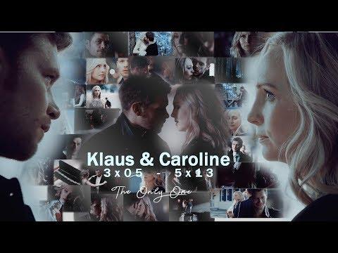 Klaus and Caroline || Their Eternal Story (3x05 - 5x13)