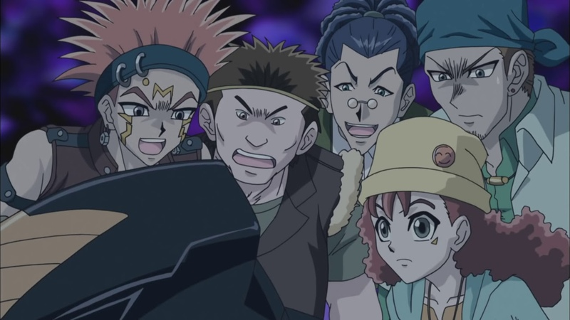 Yu-Gi-Oh! 5D's 1x35 (Sinais Sombrios: Parte 4) LAS dub