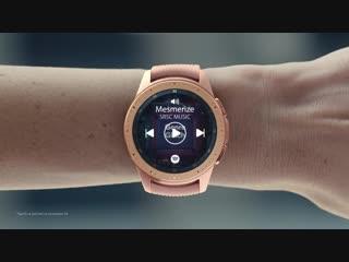 Galaxy watch – стильный персональный помощник