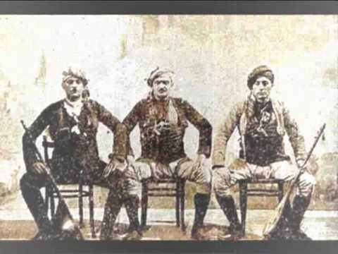 Bengi Bağlama Üçlüsü Karaşar Zeybeği - Turkish Traditional - Традиционный турецкий
