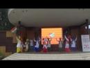 """Танцевальный ансамбль """"Royal Folk Art Club Sangrur""""( ЛианозовскийПарк, Друзьявмоскве,15.8.18)"""