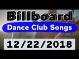 Billboard Top 50 Dance Club Songs (December 22, 2018)