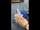 нежные перчатки для удаления волос животных