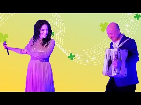 Соколушка 💕 Очнь красивая песня о любви под баян ╰❥Sings Marina Selivanova