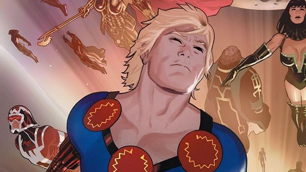 В киновселенной Marvel впервые появится открытый гей