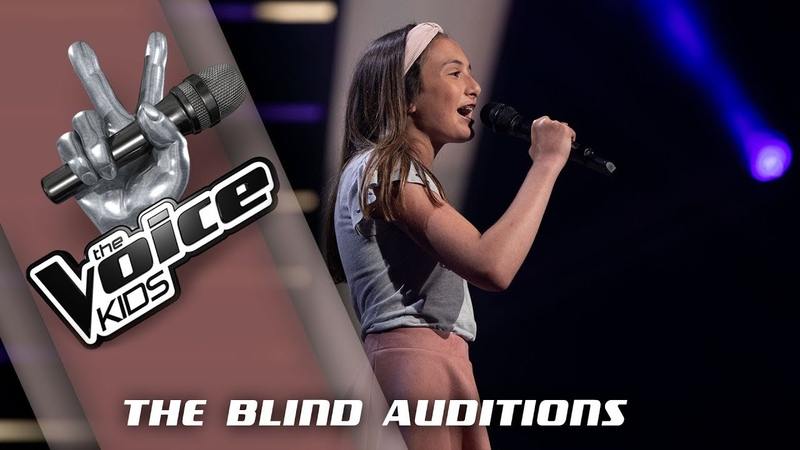 Nancy - Issues | The Voice Kids 2019 | The Blind Auditions
