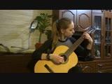 А. Виницкий. Этюд №6 (Медленный блюз)