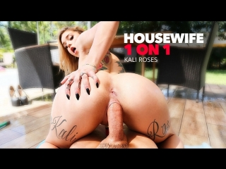 Hose Down Your Naked Horny Wife Kali Roses (12.10.2018) - Housewife 1 On 1