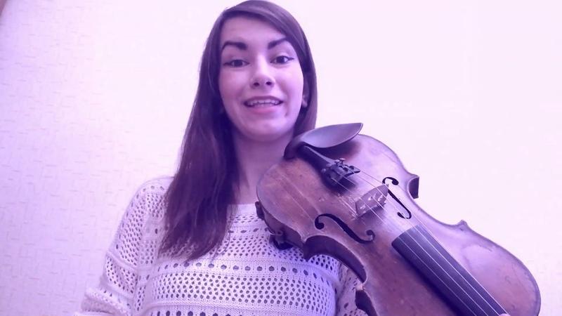 как играть на скрипке Штрихи Рикошет
