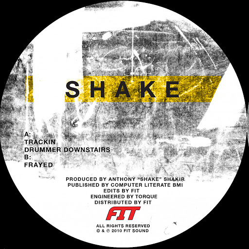 shake альбом The Drummer Downstairs