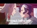 Tenrou Sirius the Jaeger:Opening Song Ending Song