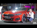 Check Out the New 2019 BMW 8 Series!  M850i FIRST LOOK
