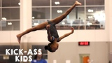 10 Year Old Gymnast Set To Become Olympic Star KICK-ASS KIDS