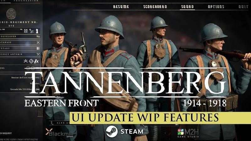 Tannenberg - UI update