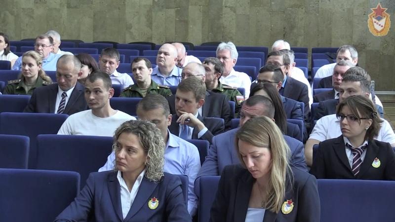 В ЦСКА подвели итоги работы армейского Клуба за первое полугодие 2018 года