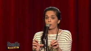 Stand Up: Юля Ахмедова - Нельзя ругать мужчин в постеле
