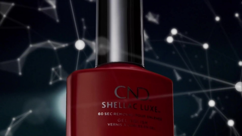 INTRODUCING CND™ SHELLAC LUXE™