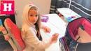 Влог. Выходной день гимнастки Николь / Чемпионат по художественной гимнастике / Новая кукла
