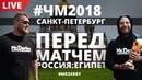Санкт-Петербург ЧМ 2018. Обзор СПБ перед матчем Россия-Египет.
