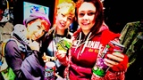 Kreayshawn &amp' V Nasty - You Already Know Me ( Young Live Remix ) 2011 New !