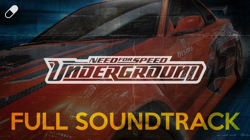 Need For Speed Underground 2003 Full Soundtrack