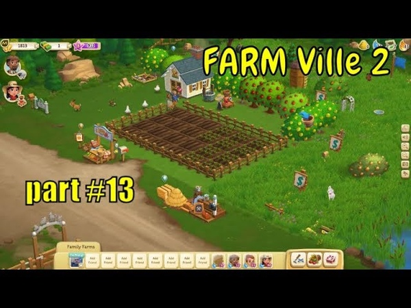 🌴👨‍🌾 FARMVille 2 🌴👨‍🌾 Switching to a new level and feeding animals level 9 - part 13