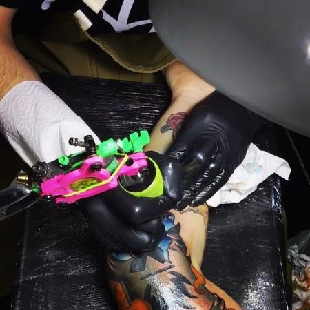 "Александр on Instagram: ""tattoo tattooperm permtattoo perm пермь татупермь пермьтату наколочки неотрадик традиция neotraditional oldsch..."