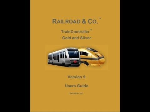 Train Controller Gold v.9. Создание схемы и подключение стрелок