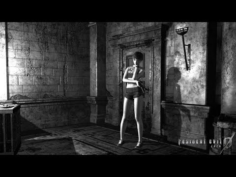 Без Миллы Йовович, херачим Зомбаков в Resident Evil 0 (HD Remaster) 1