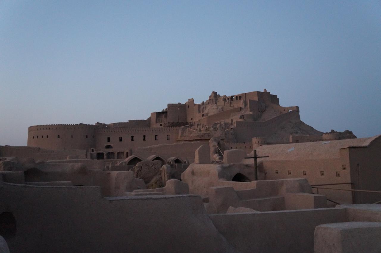 Бам - самое большое глиняное сооружение в мире