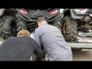 Прицеп для квадроцикла STORM - проверено бездорожьем!!.mp4