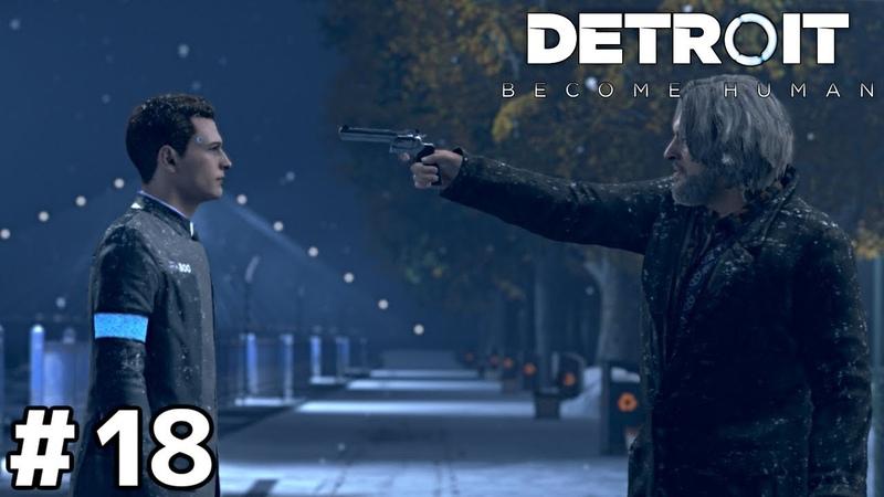 機械は恐怖を感じるか【Detroit: Become Human】#18