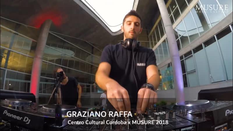 Graziano Raffa - Live @ Centro Cultural Córdoba x MUSURE 2018