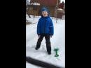 Зима танцы