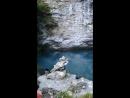 18 08 18 Голубое озеро Абхазия