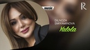 Dilnoza Ismiyaminova - Yalola | Дилноза Исмияминова - Ялола (music version)