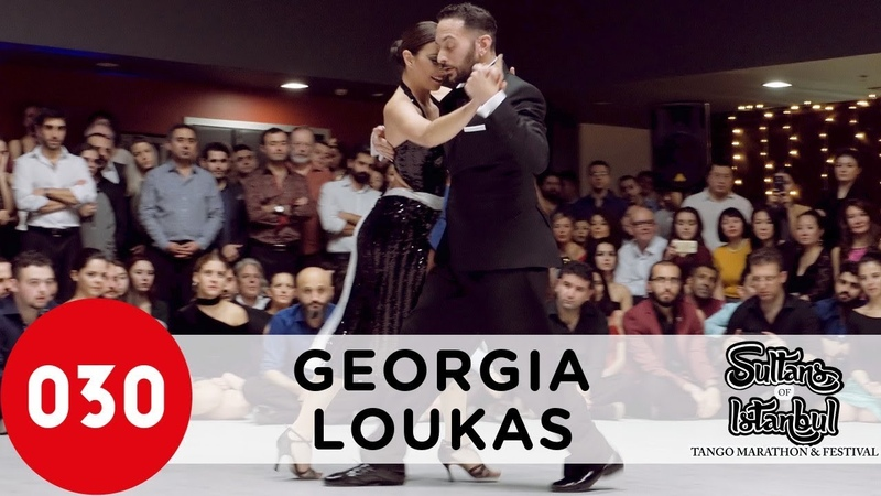Georgia Priskou and Loukas Balokas – La bruja, Istanbul 2016