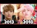 BTS (방탄소년단) KIM TAEHYUNG / V MV EVOLUTION (2013 - 2018) [ NO MORE DREAM - IDOL ]