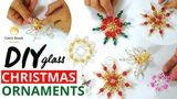 How To Make Traditional Christmas Tree Ornaments DIY Decoration Gifts