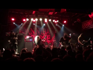 Cannibal Corpse SO36 20180708
