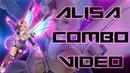 Tekken Tag Tournament 2 Alisa Combo Video Superhuman