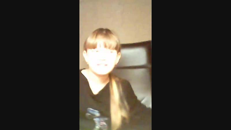 Ксения Степанова - Live